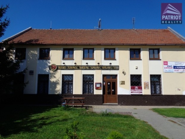 Restaurace a penzion Na splávku, Prostějov.