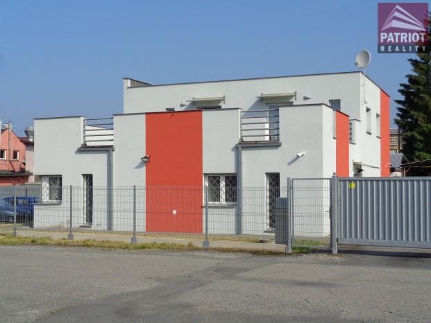 Bohuňovice - kancelář
