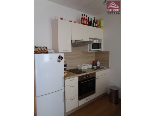 Pronájem bytu 1+kk Olomouc - Jánského