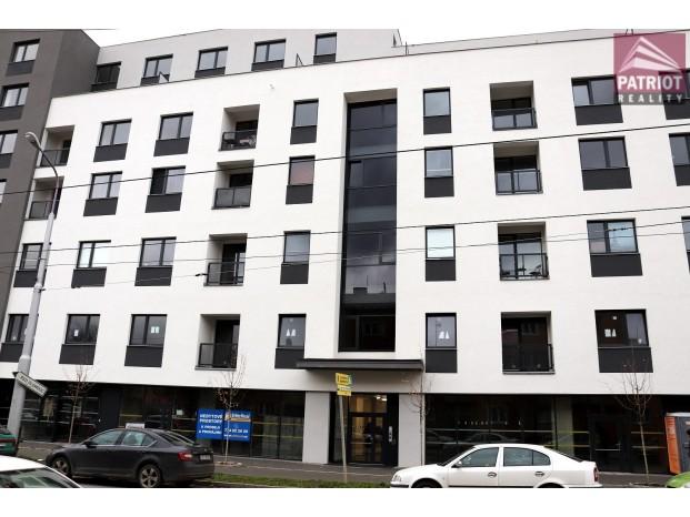 Pronájem bytu 1+kk Olomouc - Wolkerova