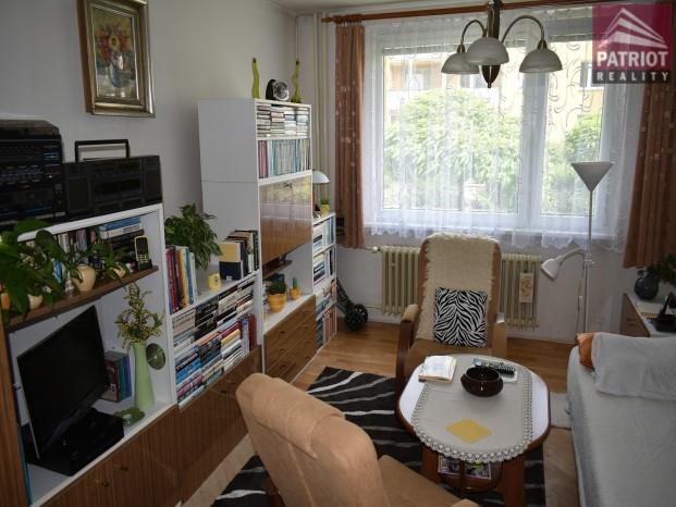 Prodej bytu 1+1 Šumperk - Jiřího z Poděbrad