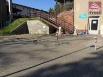 Venkovní parkovací místo - Legionářská