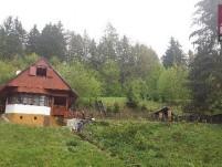 Chata Dlouhá Loučka - Křivá