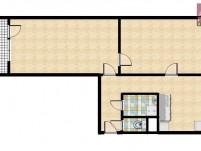 Pronájem bytu 2+1 Olomouc - tř. Míru